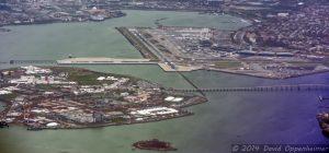 Rikers Island and LaGuardia Airport Aerial Photo
