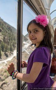 Amtrak Along Colorado River in Grand County Colorado