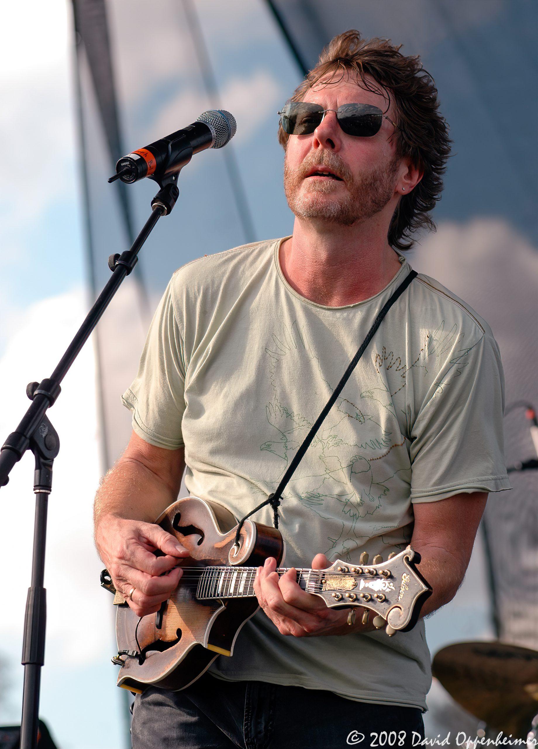Sam Bush Band at Langerado Music Festival 2008