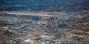 San Jose, California Aerial