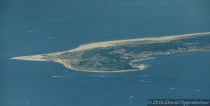Sandy Hook New Jersey Aerial Photo