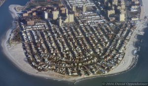 Seagate in Brooklyn Aerial Photo