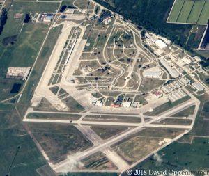 Sebring International Raceway Aerial Photo
