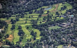 Siwanoy Country Club Aerial View
