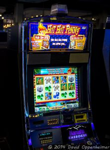 Harrah's Cherokee Casino Resort Hot Hot Penny Slot Machine