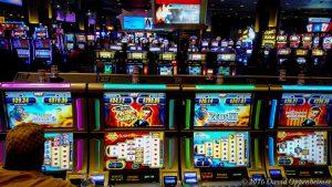 Slot Machines at Harrah's Cherokee Casino Resort