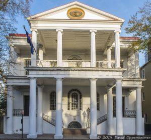 South Carolina Society Hall