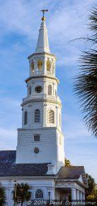 St. Michael's Episcopal Church in Charleston