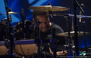 Steve Potts with Gregg Allman Band