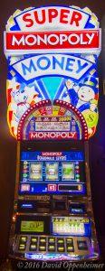 Super Monopoly Money Slot Machine at Lumière Place Casino