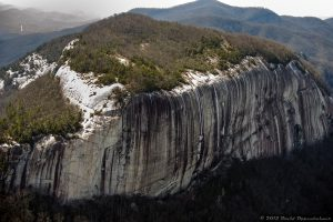 Table Rock Moutain in Table Rock State Park