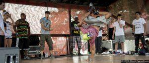 The Battleholex and Friends Hip Hop Variety Show