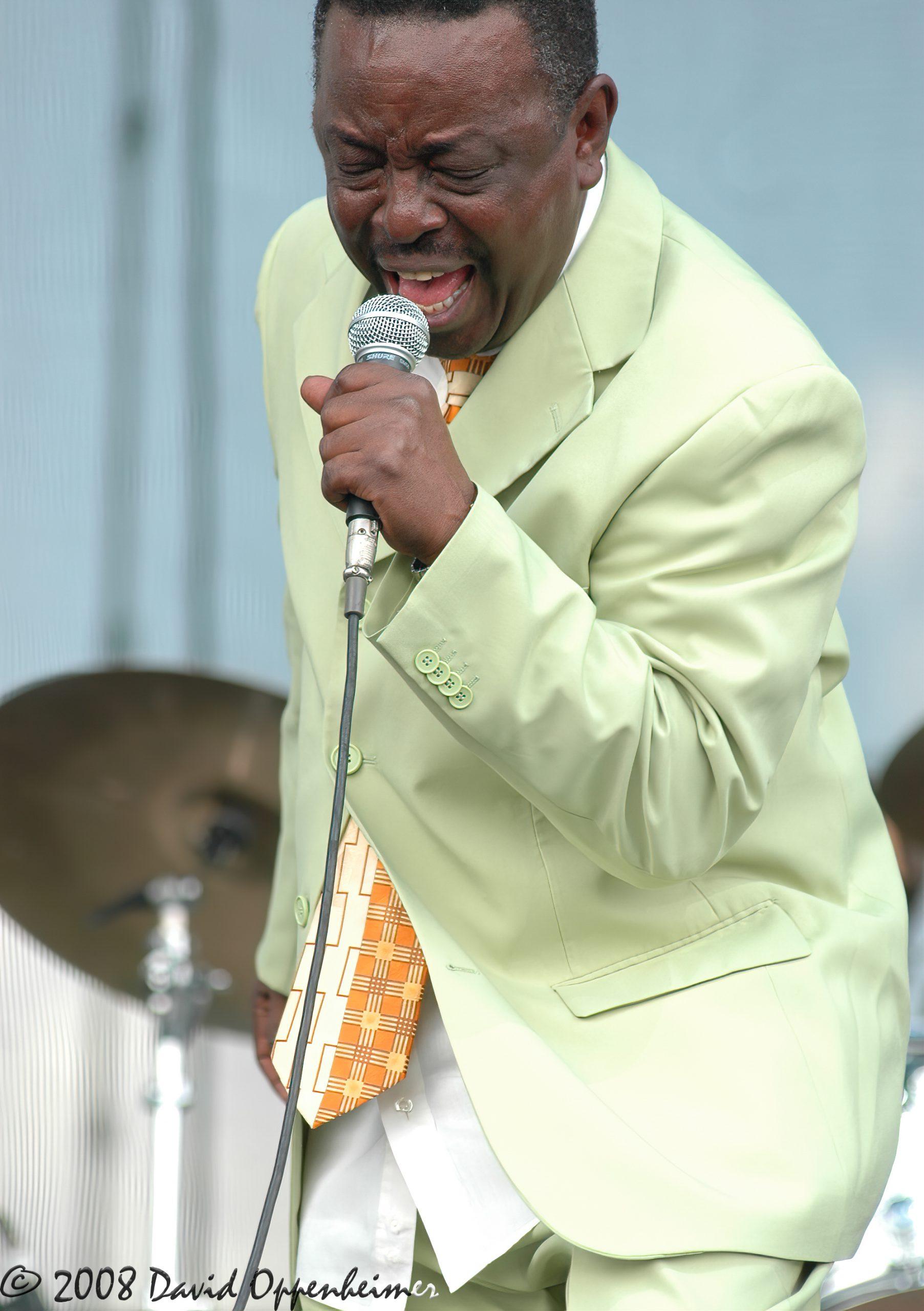 The Dynamites feat Charles Walker at Langerado Music Festival 2008