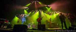 The Revivalists at the Warren Hayens Christmas Jam