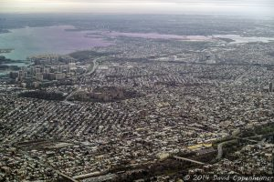 Throggs Neck in the Bronx, New York City Aerial Photo