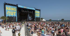 Hangout Music Festival Crowd