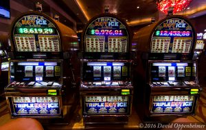 Triple Hot Ice Slot Machines at Lumière Place Casino