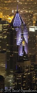 Two Prudential Plaza Building in Chicago