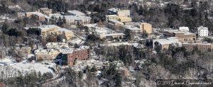UNC Asheville - UNCA Aerial Photo