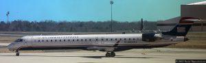 US Airways Express by Mesa Airlines Canadair CL-600-2D24 Regional Jet CRJ-900ER N904FJ