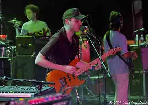 Umphreys McGee at Langerado Music Festival 2008