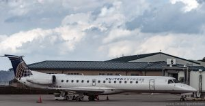 United Airlines Express Jet