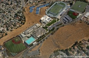 Valley Christian Schools High School in San Jose