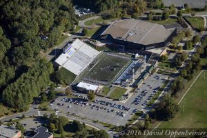E.J. Whitmire Stadium and Ramsey Center at WCU