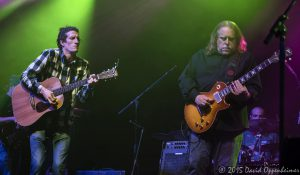 David Shaw and Warren Haynes with The Revivalists