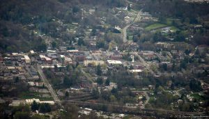 Waynesville Aerial Photo