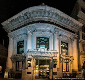 Wells Fargo Bank Building in San Francisco, California
