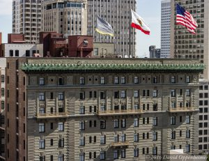 Westin St. Francis Hotel in San Francisco