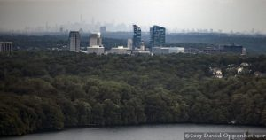 White Plains, New York Aerial Photo