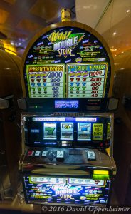 Wild Double Strike Slot Machine at Lumière Place Casino