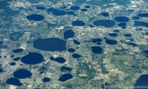 Winter Haven, Florida Aerial Photo