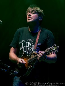 Jeff Austin with Yonder Mountain String Band