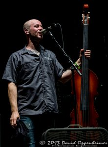 Ben Kaufmann with Yonder Mountain String Band